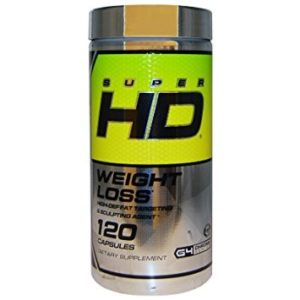 Top 10 Amazon Fat Burner Weight Loss Supplements: Cellucor Super HD Thermogenic Fat Burner Supplement