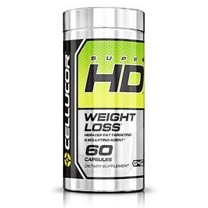 Top 10 Amazon Fat Burner Weight Loss Supplements: 5. CELLUCOR SUPER HD THERMOGENIC FAT BURNER SUPPLEMENT