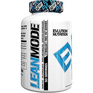 Top 10 Amazon Fat Burner Weight Loss Supplements: Evlution Nutrition Weight Loss Lean Mode