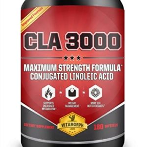 Top 10 Amazon CLA Weight Loss Supplements cla 3000 maximum potency