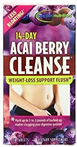 Top 10 Amazon Detox Weight Loss Supplements 14-day acai berry cleanse