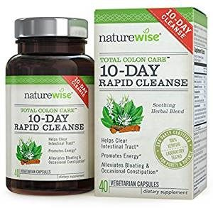 Top 10 Amazon Detox Weight Loss Supplements naturewise total colon 10-day rapid cleanse