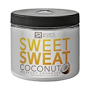 Top 10 Amazon Detox Weight Loss Supplements sweet sweat coconut workout enhancer gel