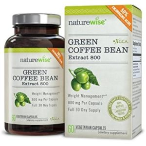 Top 10 Amazon Green Coffee Bean Extract Weight Loss Supplements naturewise green coffee bean extract 800