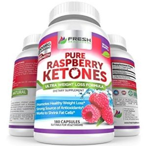 Top 10 Amazon Raspberry Ketones Weight Loss Supplements pure 100% raspberry ketones