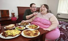 WHAT ARE THE CAUSES OF WEIGHT GAIN AND OBESITY- junk foods