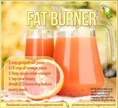 BEST FAT-BURNING FOODS - apple cider vinegar 1