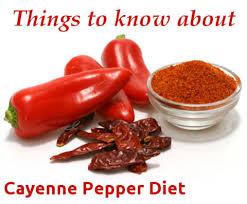 BEST FAT-BURNING FOODS - cayenne pepper