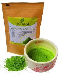 BEST FAT-BURNING FOODS - matcha green tea