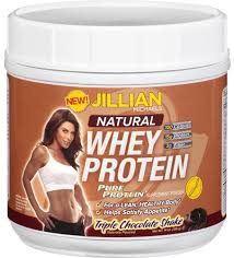 BEST FAT-BURNING FOODS - whey protein