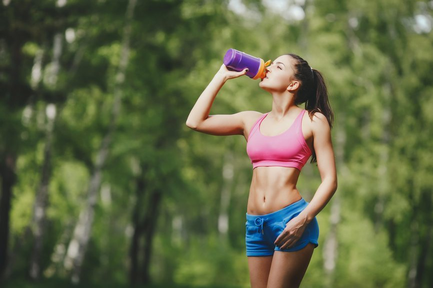 drink water to loss weight