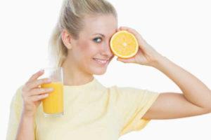 orange weight loss