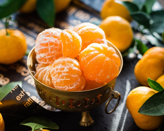 Oranges Weight Loss