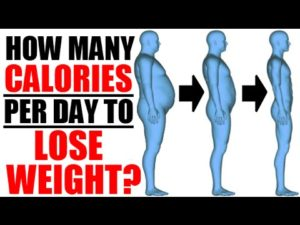 How many calories should I burn to lose weight