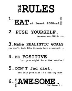 weight loss goal motivation