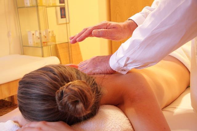 Therapeutic massage weight loss
