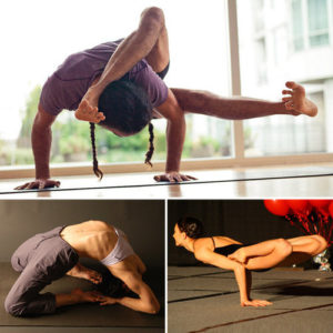 yoga makes more strengthens and makes your muscles flexible