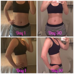 30 day weight loss challenge 1