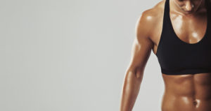 does sweating weight loss