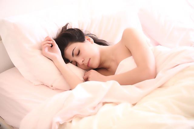 weight loss while sleep