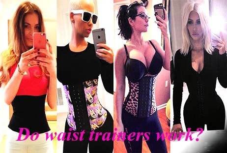 Do waist trainers work