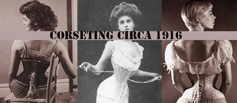 corseting history photo