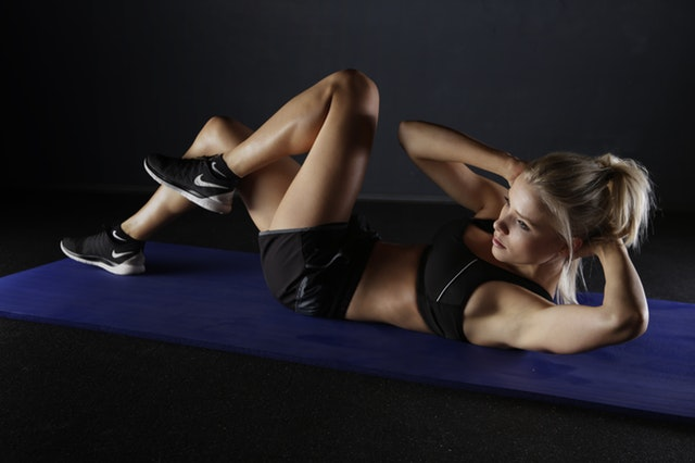 Cardiovascular exercise weight loss
