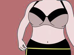 upper hip size measurement